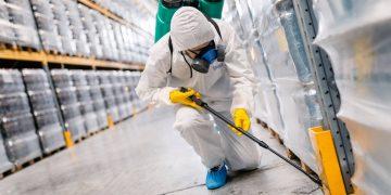 Schädlingsbekämpfung // GEWA-Gebäudedienste & Gebäudereinigung